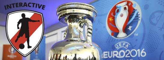 Ran ans Managerspiel: Werden Sie Europameister 2016!