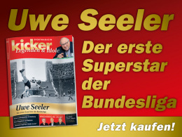 Legenden & Idole: Uwe Seeler