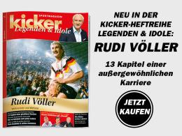 Legenden & Idole: Rudi Völler