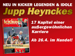 Legenden & Idole: Jupp Heynckes