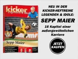 Legenden & Idole: Sepp Maier