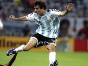 Im Blickfeld: Argentiniens Nationalspieler Rodrigo Palacio steht bei den Bremern auf der Liste.