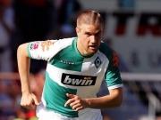 Wieder auf der Einkaufsliste des Hamburger SV: Bremens Ivan Klasnic.