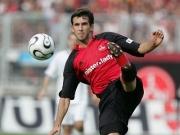 Will in den UEFA-Pokal: Nürnbergs Brasilianer Glauber.