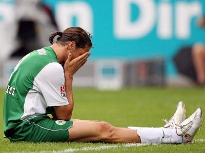 Comeback weiter verschoben: Schmerzen im Adduktorenbereich stoppen Diego Klimowicz erneut.