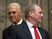 Beckenbauer und Hoene�