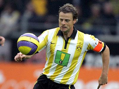 BVB-Kapitän Christian Wörns