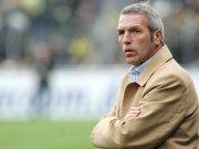 DSC-Coach Ernst Middendorp