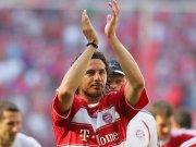 Ihn zieht's nach London: Ex-Bayern-Stürmer Claudio Pizarro.