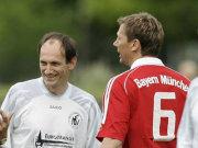 Jürgen Hartmann und Guido Buchwald