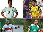 Mustafi, Nasri, Balotelli: Last-Minute-Transfers in Europa