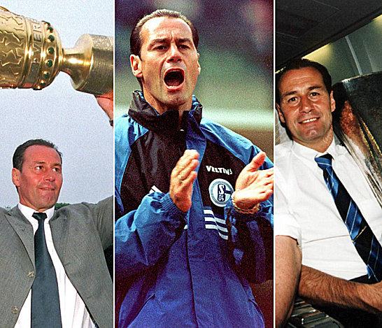 Huub Stevens f�hrte den FC Schalke 04 als Trainer zu einigen Erfolgen.