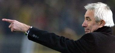 BVB-Trainer Bert van Marwijk