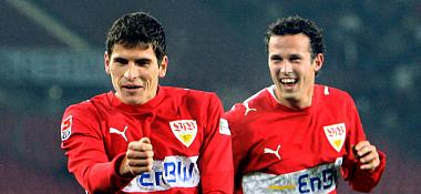 Gomez bringt den VfB in Front