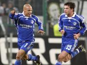 Gustavo Varela und Zlatan Bajramovic