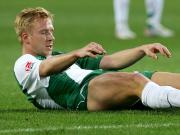 Trotz �berlegenheit: Wolfsburgs Offensive am Boden (Hanke)