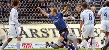 Laas trifft zur HSV-Führung