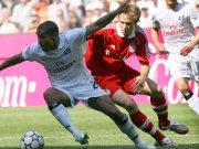 Der Hamburger de Jong versetzt Bayerns Ottl