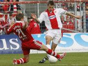 Philipp Lahm gegen Tomasz Bandrowski