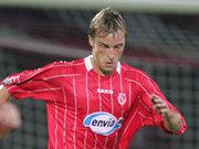 Außen vor: Ronny Nikol wird in Frankfurt fehlen.