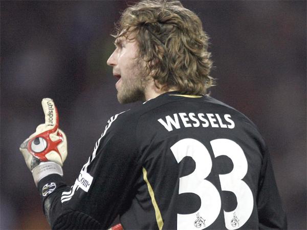 FC-Keeper Stefan Wessels