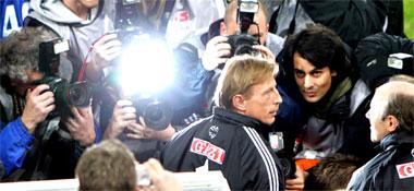 Kölns neuer, alter Trainer Christoph Daum