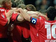 Da war die Freude riesengroß: Erstmals seit 1988 steht die Frankfurter Eintracht wieder im Finale um den DFB-Pokal.
