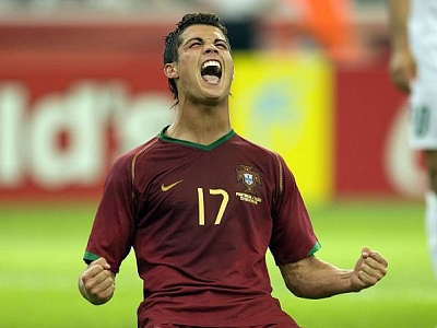 """In England """"unten durch"""", in Spanien heiß begehrt: Cristiano Ronaldo."""