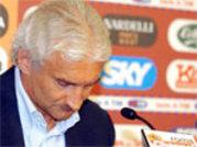 """Sein Entschluss steht fest: Rudi Völler sagt """"addio"""" beim AS Rom."""