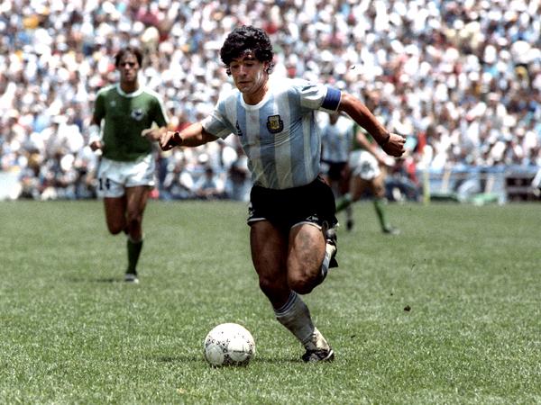 diego maradona hand gottes