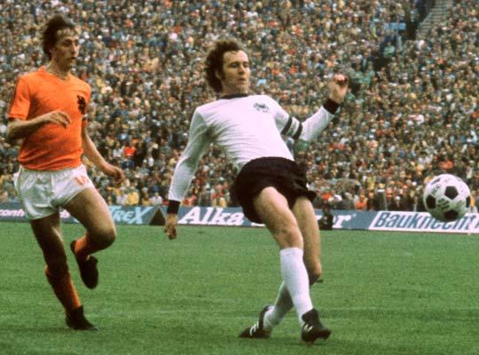 Cruyff: Bilder einer gro�en Karriere