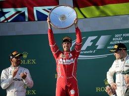 F1-Saisonstart: Der Albert Park Circuit im Porträt