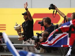 Silverstone - Der Inbegriff britischen Rennsports