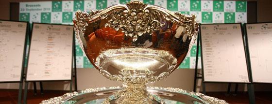 Davis-Cup-Trophäe