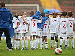 Sportfoto des Jahres: Fu�ball - Amateure und Jugend