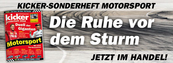 Motorsport-Sonderheft 2018
