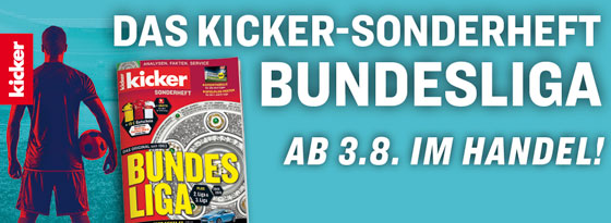 kicker-Bundesliga Sonderheft