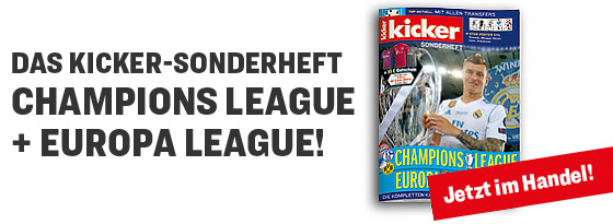 Sonderheft Champions League 2018/19