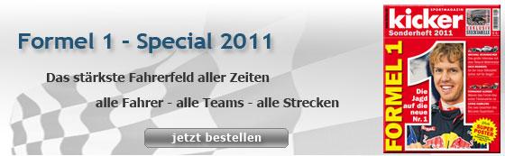 Formel 1 - Special 2011