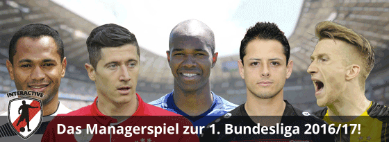 Bundesliga Managerspiel