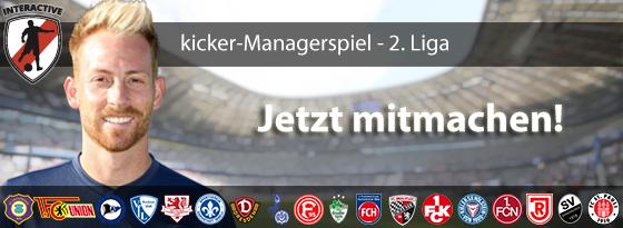 2. Bundesliga Managerspiel