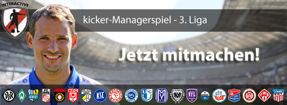 3. Liga Managerspiel