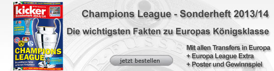 Champions League Sonderheft 2013/14