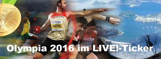 Olympia 2016 im Ticker