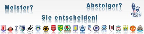 Tabellenrechner Barclays Premier League
