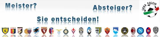 Tabellenrechner Serie A