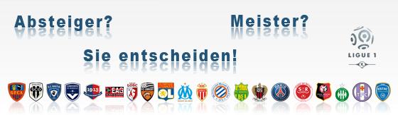 Tabellenrechner Ligue 1