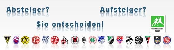 Tabellenrechner Regionalliga West