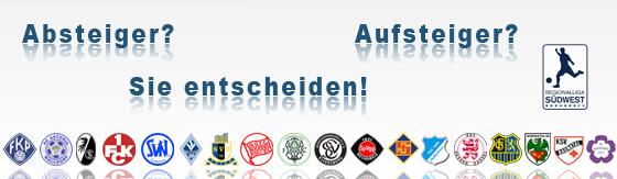 Tabellenrechner Regionalliga S�dwest