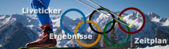 Liveticker Sochi 2014